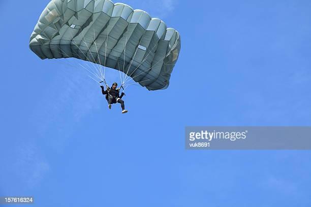 Parachutist に対応