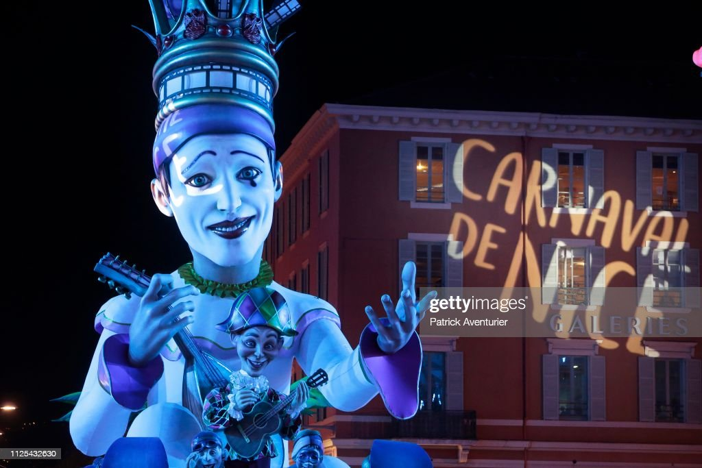 "FRA: ""King Of Cinema"" Carnaval In Nice"