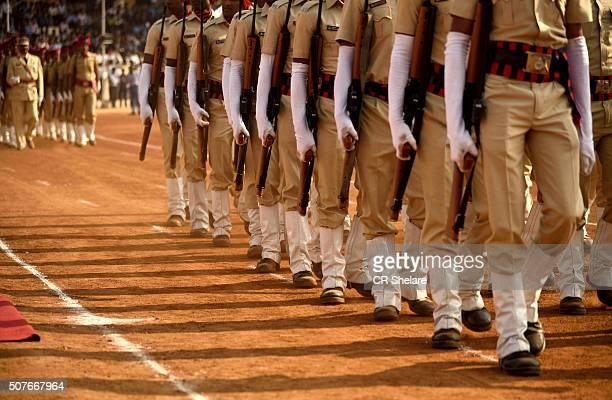 Parade of India Republic Day