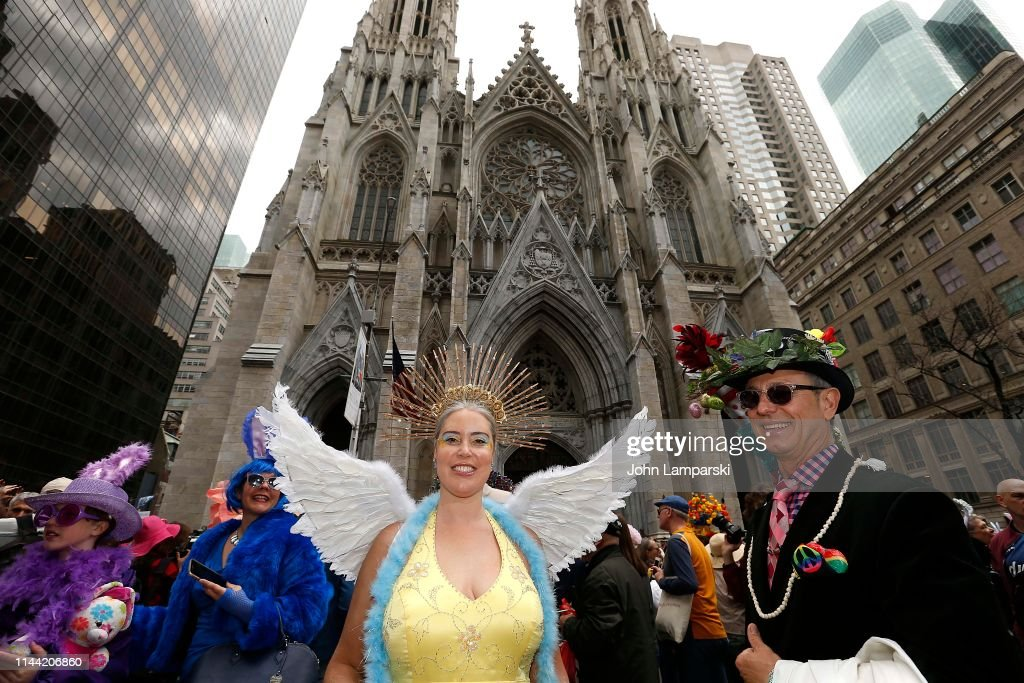 NY: 2019 New York City Easter Parade