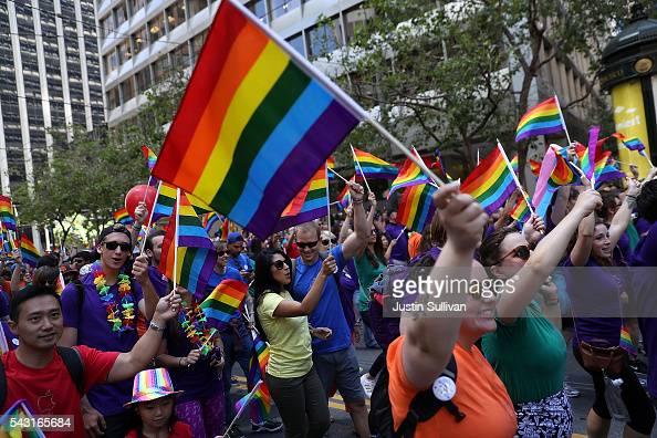 from Rowen gay pride parade march