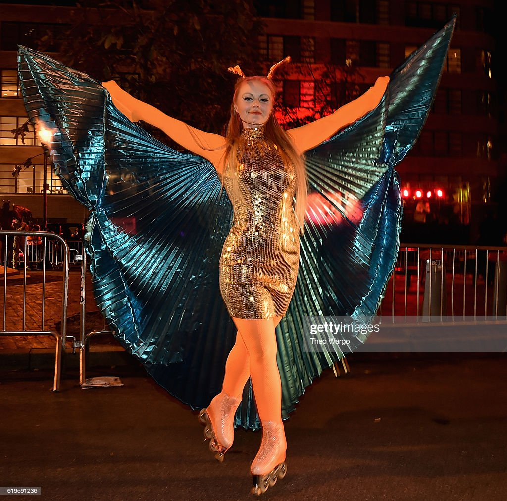 NY: 43rd Annual Village Halloween Parade