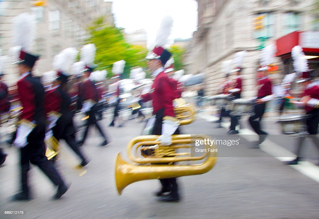 Parade. : Stock Photo