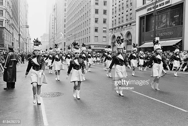 A parade USA 1968