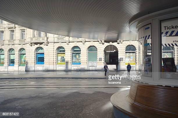 Paradeplatz  Credit Suisse