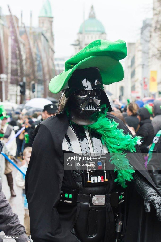 Belfast St Patrick's Day Parade 2017 : News Photo