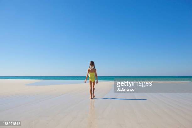 Paradise Beach Alone Time