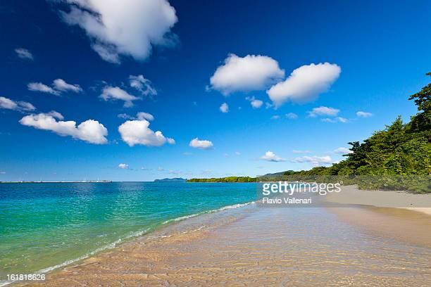paradise beach, granada - paisajes de isla de  granada fotografías e imágenes de stock