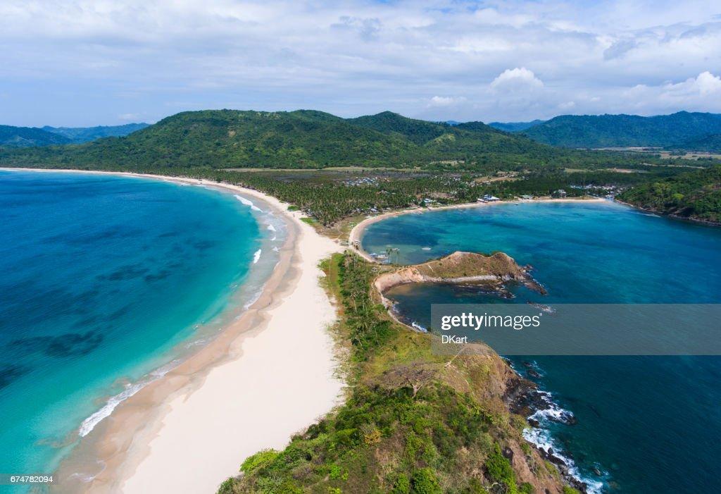 Paradise beach : Foto de stock