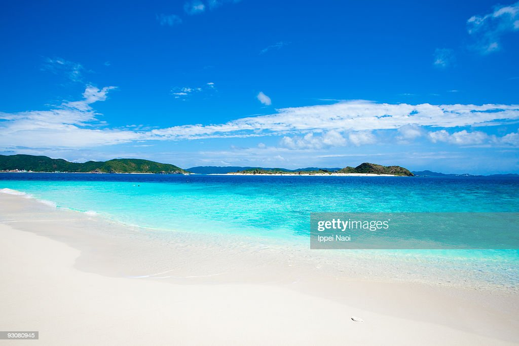Paradise beach  : Stock Photo