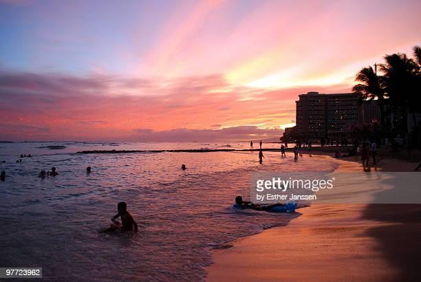 Paradise! @ Hawaï