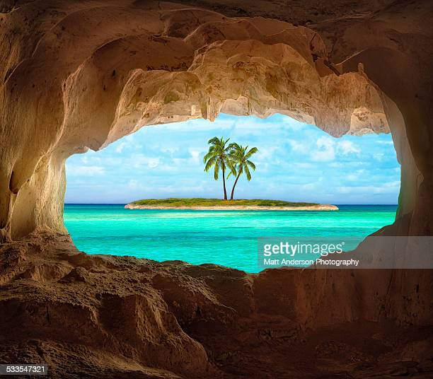 paradise in the caribbean - perfection stock pictures, royalty-free photos & images