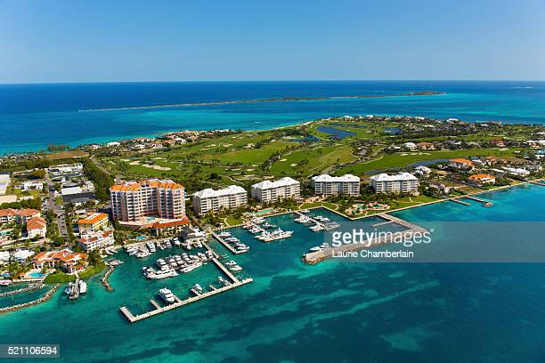 paradise island nassau bahamas - バハマ ストックフォトと画像