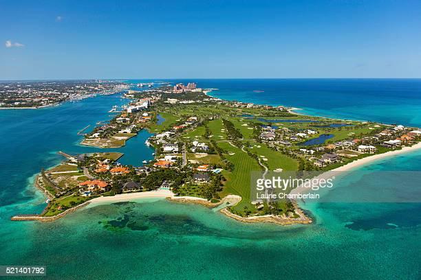 paradise island nassau bahamas - ナッソー ストックフォトと画像