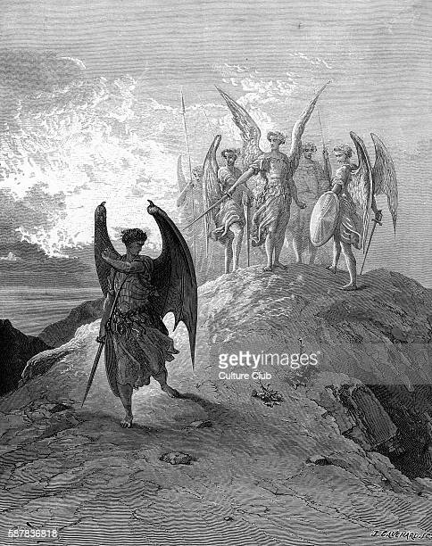 an analysis of john miltons satan John milton's 1667 epic poem 'paradise lost' is often considered one of the greatest works in the english language analysis and themes satan's part of paradise lost is structured like a homeric struggle against powerful forces - first god, then the abyss.