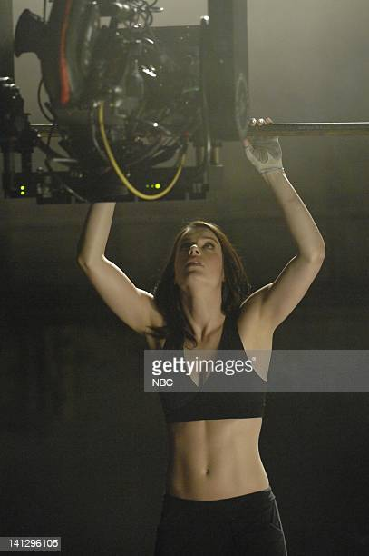 WOMAN EXCLUSIVE 'Paradise Lost' Episode 2 Pictured Michelle Ryan as Jamie Sommers Photo by Alan Zenuk/NBCU Photo Bank