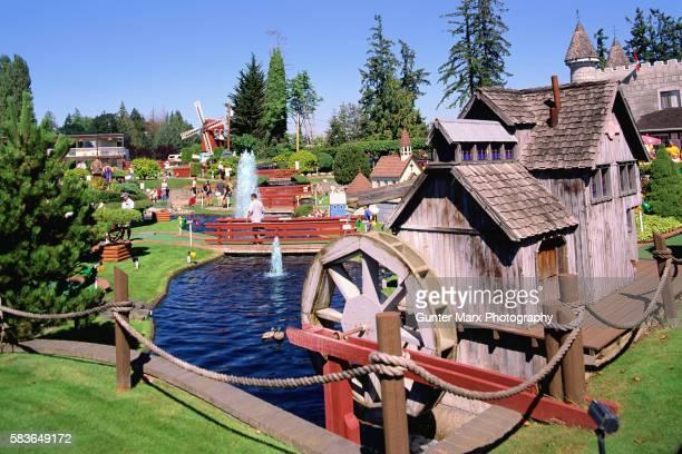 Paradise Miniature Golf Course