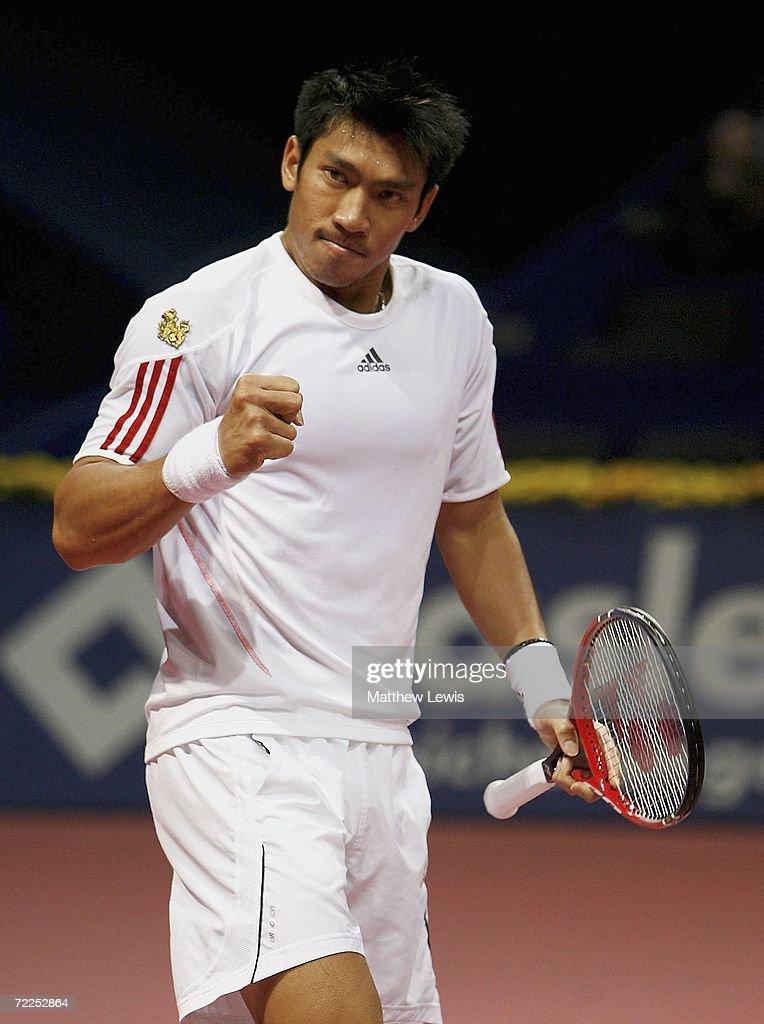 ATP Davidoff Swiss Indoor Tournament - Day One