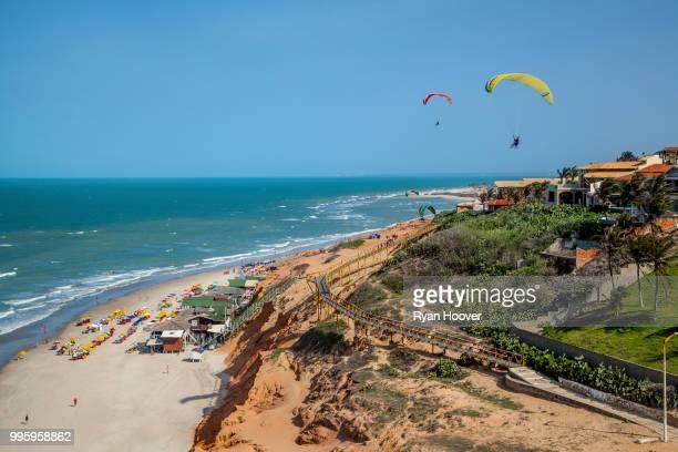 Paragliders, Canoa Quebrada
