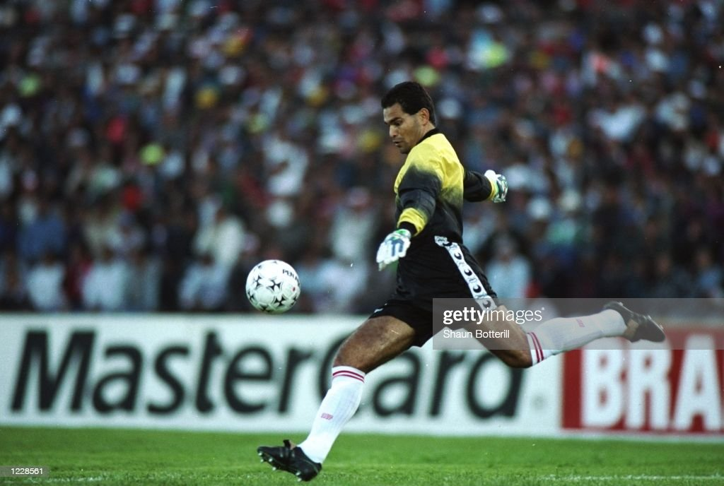 Fyra matcher for chilavert