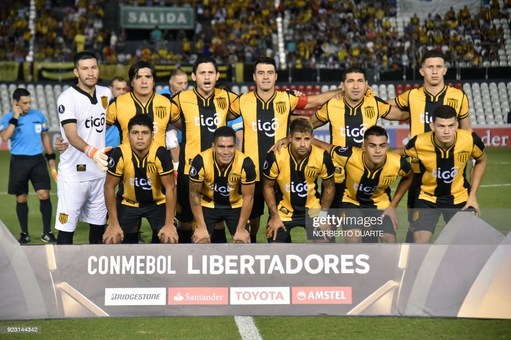 Guarani v Junior - Copa CONMEBL Libertadores 2018