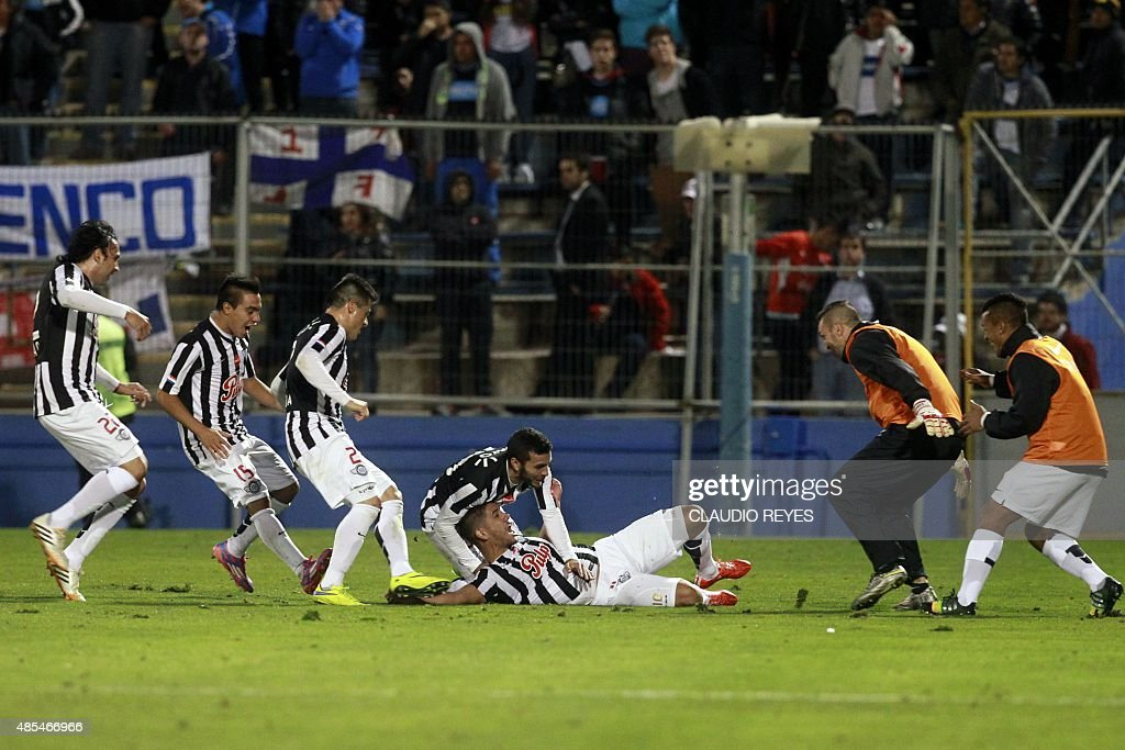 FBL-SUDAMERICANA-CATOLICA-LIBERTAD : News Photo