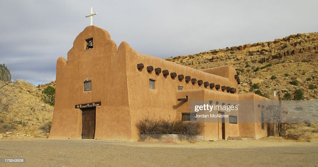 Saint Margaret Mary Mission (Paraje, New Mexico) : ニュース写真