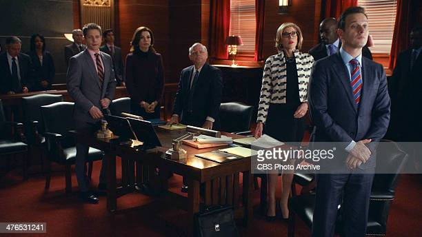 Parallel Construction Bitches Florrick/Agos and Lockhart/Gardner fight to keep Lemond Bishop as a client when he is arrested on a drugrelated charge...