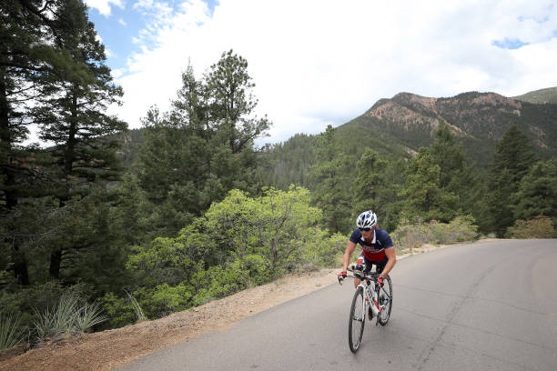 CO: Paralympian & Former U.S. Army Officer Melissa Stockwell Trains During Coronavirus Pandemic