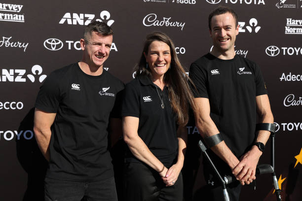 NZL: New Zealand Paralympic Canoe Announcement