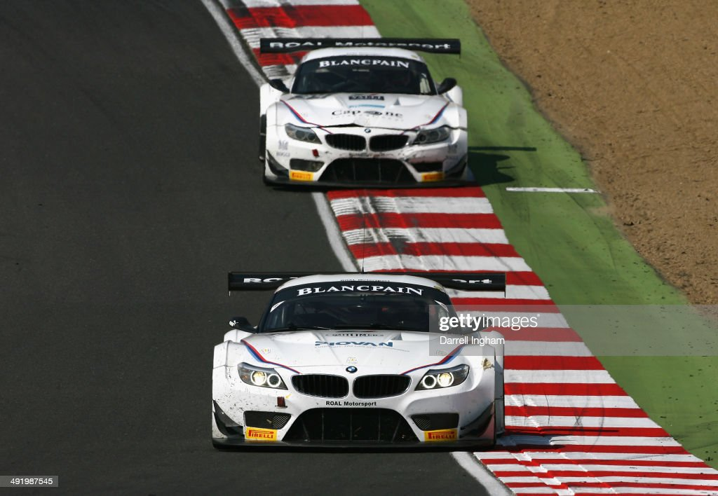 Blancpain GT Sprint Series - Brands Hatch