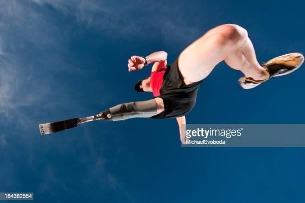 パラリンピック - 走り幅跳び ストックフォトと画像