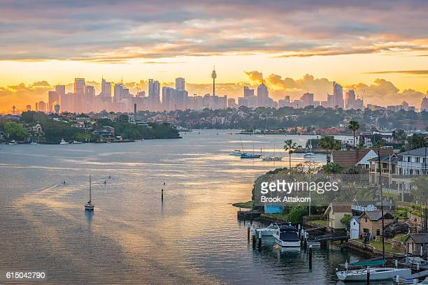 Paramatta River ,Sydney,Australia