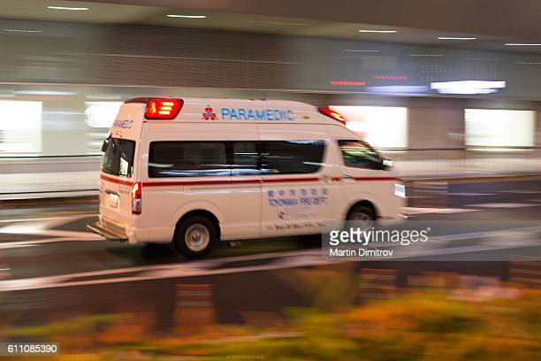 paramedics - 救急車 ストックフォトと画像