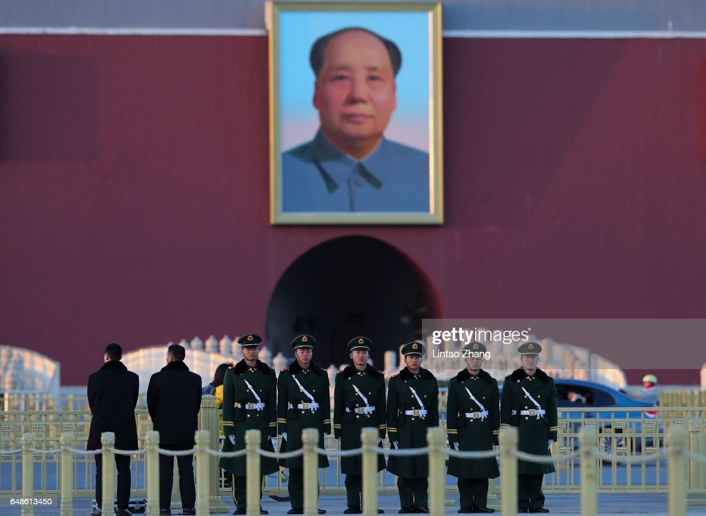 China's National People's Congress Continues : News Photo