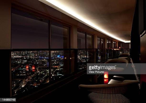Paramount Centre Point New Oxfors Street London Wc1 United Kingdom Architect Tom Dixon Paramount Members Club Tom Dixon London Lounge Area And View...