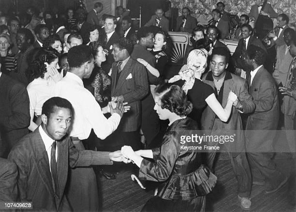 Paramount Night Club In London Circa 1949