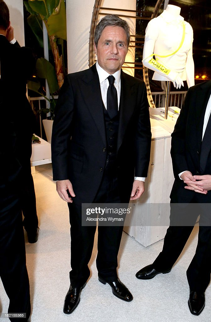 Paramount Pictures Chairman/CEO Brad Grey attends the 15th Annual Costume Designers Guild Awards with presenting sponsor Lacoste at The Beverly Hilton Hotel on February 19, 2013 in Beverly Hills, California.