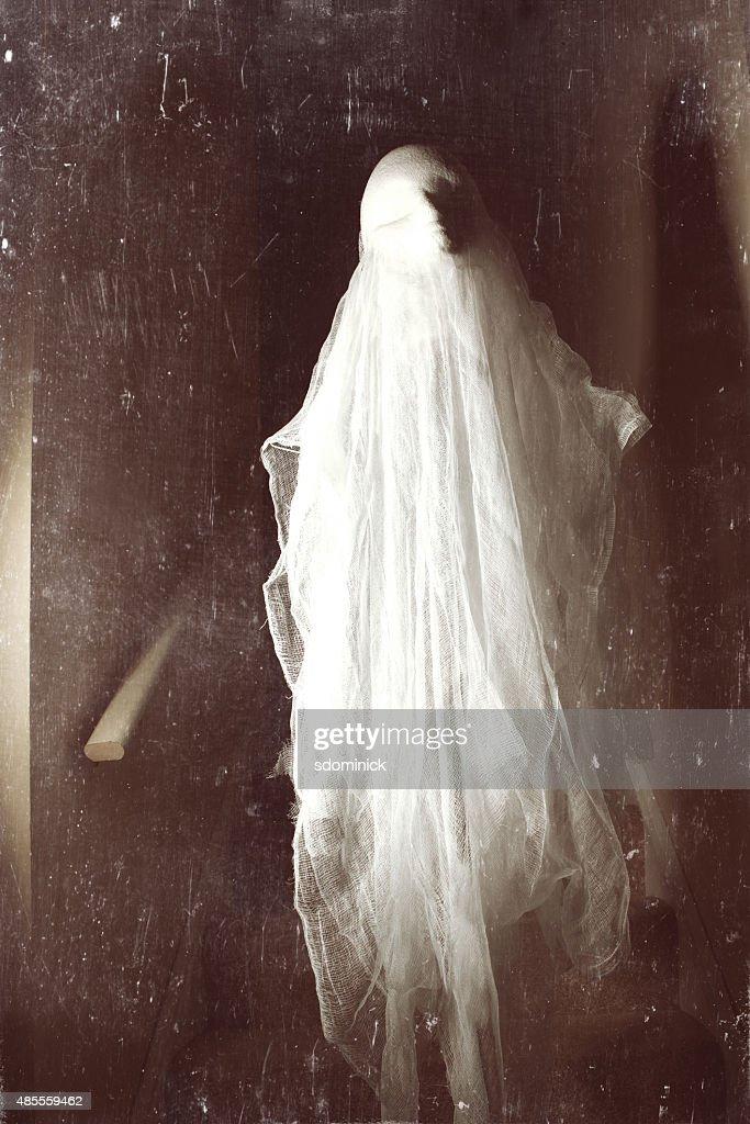 Übersinnliches Ghost Foto : Stock-Foto
