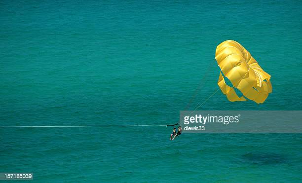 Parasailing in Paradise