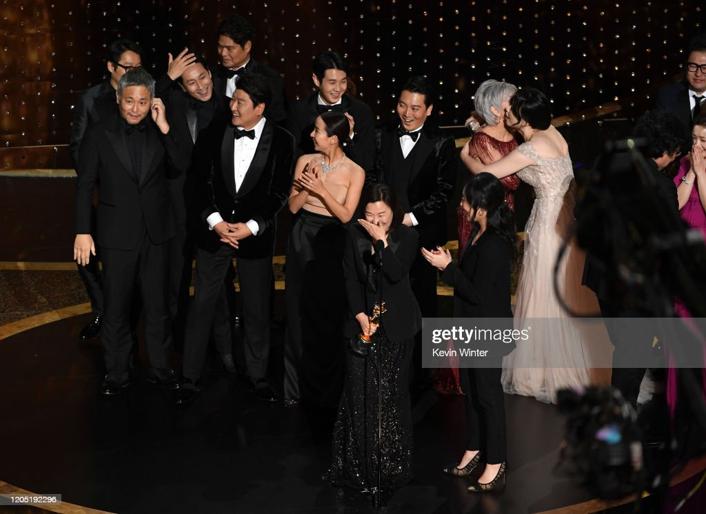 92nd Annual Academy Awards - Show : ニュース写真