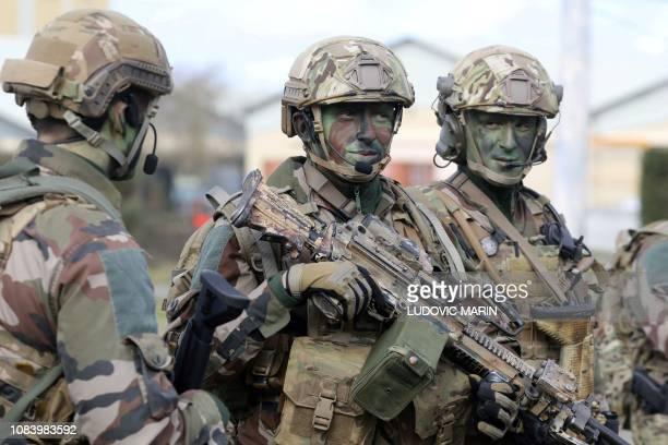 30 Top 3rd Marine Infantry Parachute Regiment Pictures