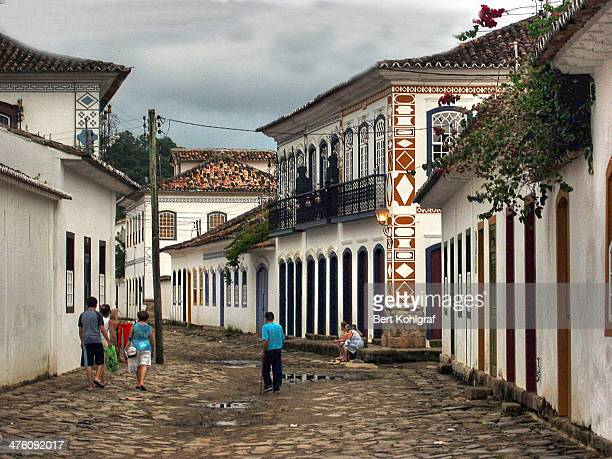 CONTENT] Paraty is a preserved Portuguese colonial and Brazilian Imperial town It is located on the Costa Verde a lush green corridor that runs along...