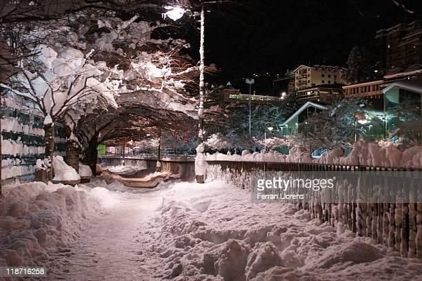 Parc Central,  Andorra la Vella