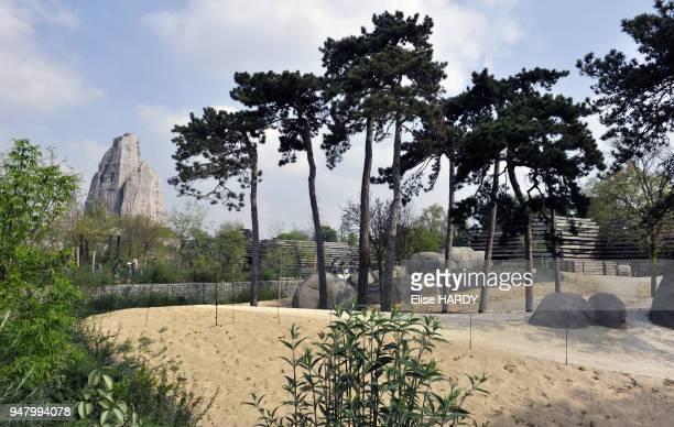 Parc zoologique de Paris-Vincennes,.