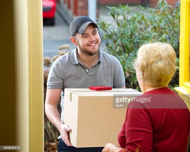 parcel for gran