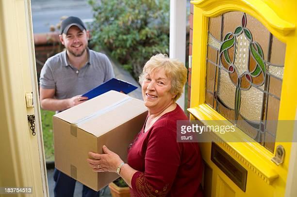 parcel time