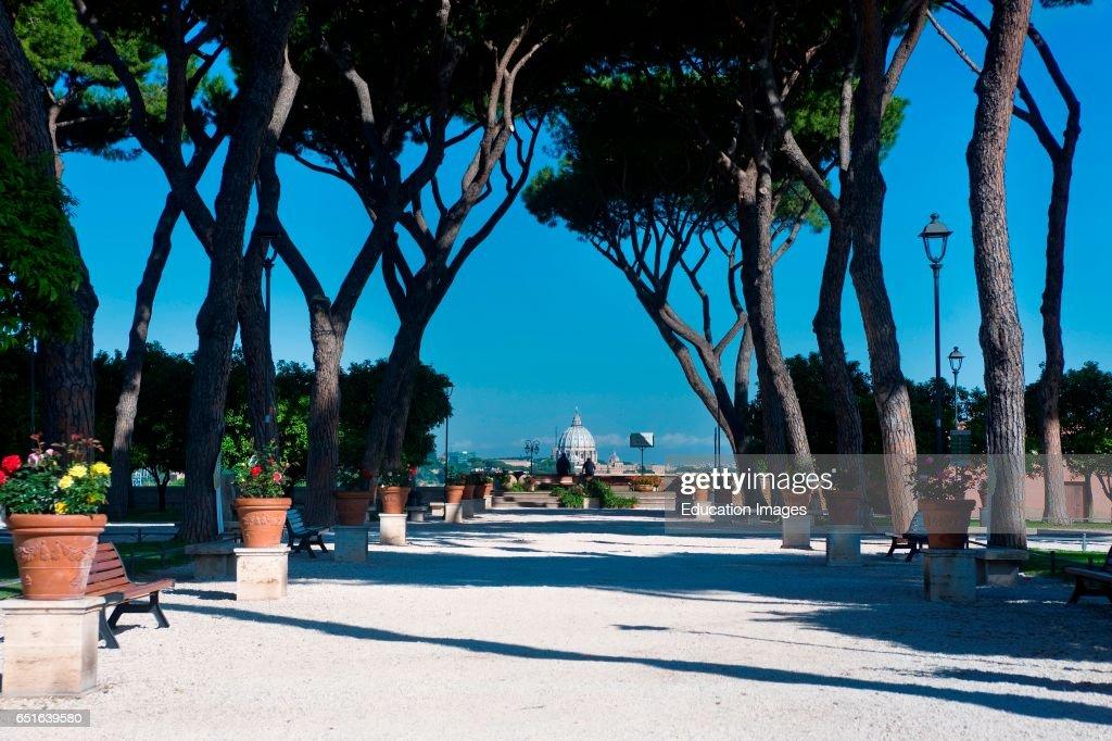 Parco savello giardino degli aranci rome italy news photo getty images - Giardino degli aranci frattamaggiore ...