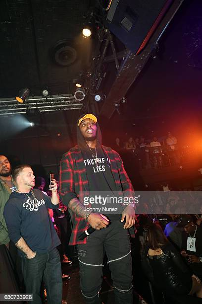 Pardison Fontaine performs at the New Year's Eve Preparty With Meek Mill on December 30 2016 in New York City