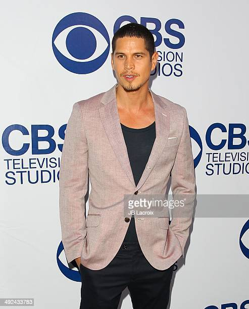 Pardo arrives at the CBS Summer Soiree at The London West Hollywood on May 19 2014 in West Hollywood California